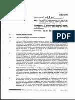 DDU 278 Facultades Responsabilidades D.O.