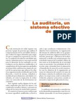 Auditoría en Salud 2003