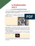 1KZ-TE Servicios Profesionales Automotriz V