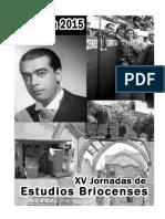 XV Jornadas de Estudios Briocenses Separata Revista 22