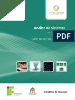 Análise de Sistemas - ETEC
