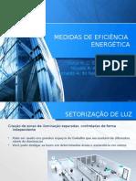 Medidas de eficiencia Energetica