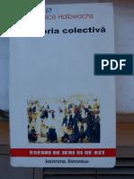Halbwachs Memoria colectiva.pdf