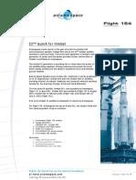 V-144 -Arianespace Flight Launch-Kit