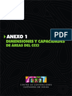 Anexo 1 Dimensiones y Capacidades de Areas CCCI