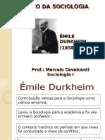 Grupo de Estudos_Émile Durkheim