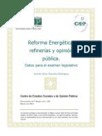 Reforma Energetica Refinerias Op Docto164