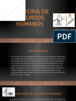 Auditoria de Recursos Humanos Virtual