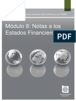 Notasalos Estados Financieros