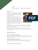 Niclas Cv Demo, Eriks Version PDF