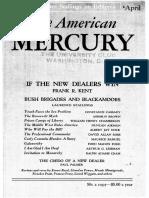 American Mercury April 1936
