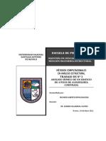 DISEÑO ESTRUCTURAL TRABAJO DEPARTAMENTOS