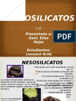 110378891 Silicatos Exp Nesosilicatos
