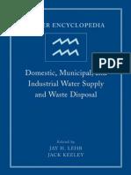 Encyclopedia of Water