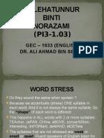 WORD STRESS.pptx