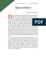 PS - El Paradigma Sistemico