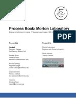 morton lab process book