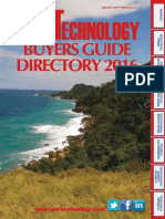 Sea Tech Buyers Guide 2016
