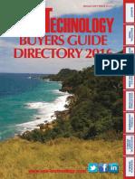 Sea Tech Buyers Guide 2016