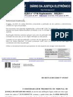 Código de Normas Do Foro Extrajudicial de Goiás