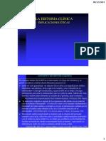 Clase Historia Clinica Alumno