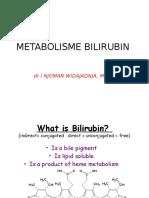 Metabolisme Bilirubin Blok 11 2016