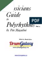 Peter Magadini - Musicians Guide to Polyrhythms vol.1.pdf