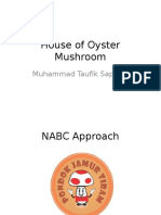 House of Oyster Mushroom