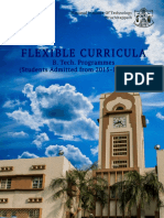 Flexible Curriculum 2016