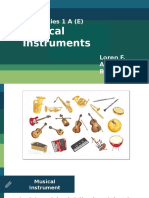 Musical Instruments - Hum 1