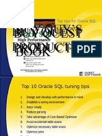 Ten SQL Tips