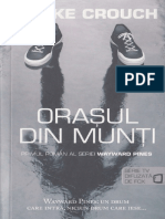 Black Crouch - Orasul Din Munti [Seria Wayward Pines 1]