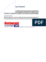 Copy of Restaurant Start Up Checklist-1