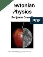 Newtonian Physics - Benjamin Crowell.pdf