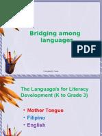 Bridging Among Languages