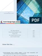 Financial Management of Dutch Bangla Bank Limited