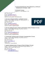 Servicii Publice Deconcentrate 2014 cv