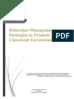 Student and Teacher Interaction Handbook