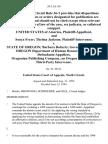 United States of America, and Sonya Fryer Thelma Jackson Plaintiff-Intervenor v. State of Oregon Barbara Roberts Governor of Oregon Oregon Department of Human Resources, Oregonian Publishing Company, an Oregon Corporation, Third-Party Intervenor, 28 F.3d 110, 3rd Cir. (1994)