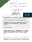 United States v. Cyrus Jonathan George, 971 F.2d 1113, 4th Cir. (1992)