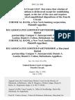 Chemical Bank, a New York Banking Corporation v. D3j Associates Limited Partnership, a Maryland Limited Partnership Campus V, Incorporated Dennis A. Laskin Daniel I. Colton, Chemical Bank, a New York Banking Corporation v. D3j Associates Limited Partnership, a Maryland Limited Partnership Campus V, Incorporated Dennis A. Laskin Daniel I. Colton, 998 F.2d 1008, 4th Cir. (1993)