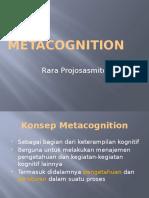 Met a Cognition