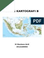 Tugas Kartografi B Ardi