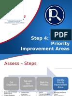 Bci101 04 Identify Priority Improvement Areas v1.0.Pptx Juliet