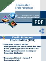 Kegawatan Kardiorespirasi