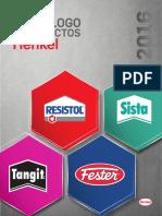 Catálogo Henkel 2016