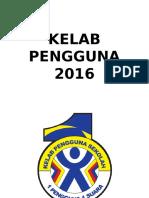 Kelab Pengguna 2016 Logo Dan Penerangan