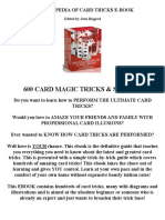 ENCYCLOPEDIA OF CARD TRICKS E.doc