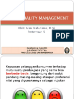 m3. Total Quality Management