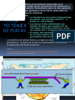 Teoria Tectónica de Placas